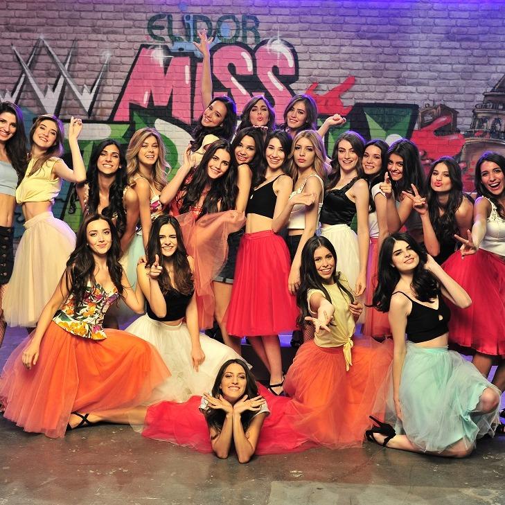 Elidor Miss Turkey 2015 Güzellik Yarışması 11 Haziran'da Star Tv'de!