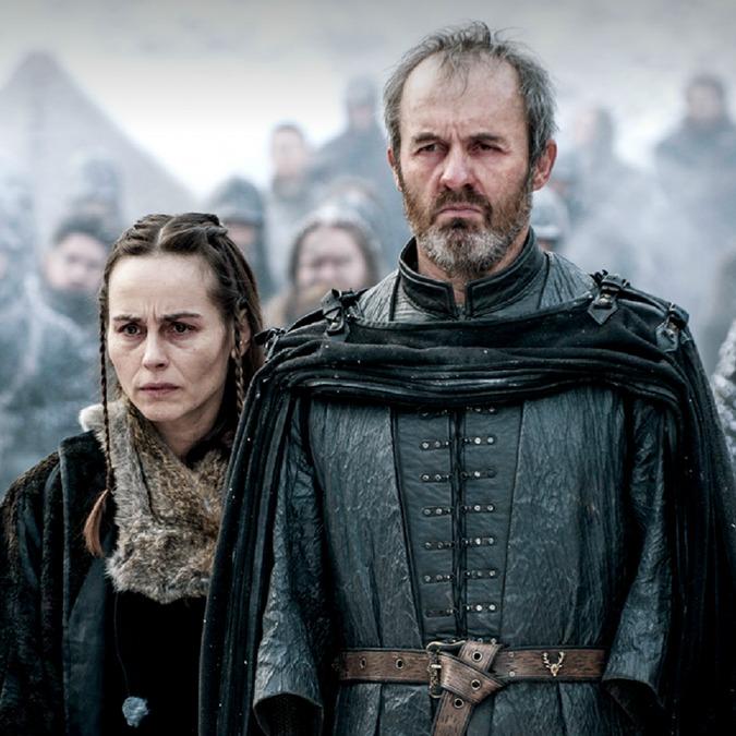 Stannis Baratheon'un Hayatında Bir Gün