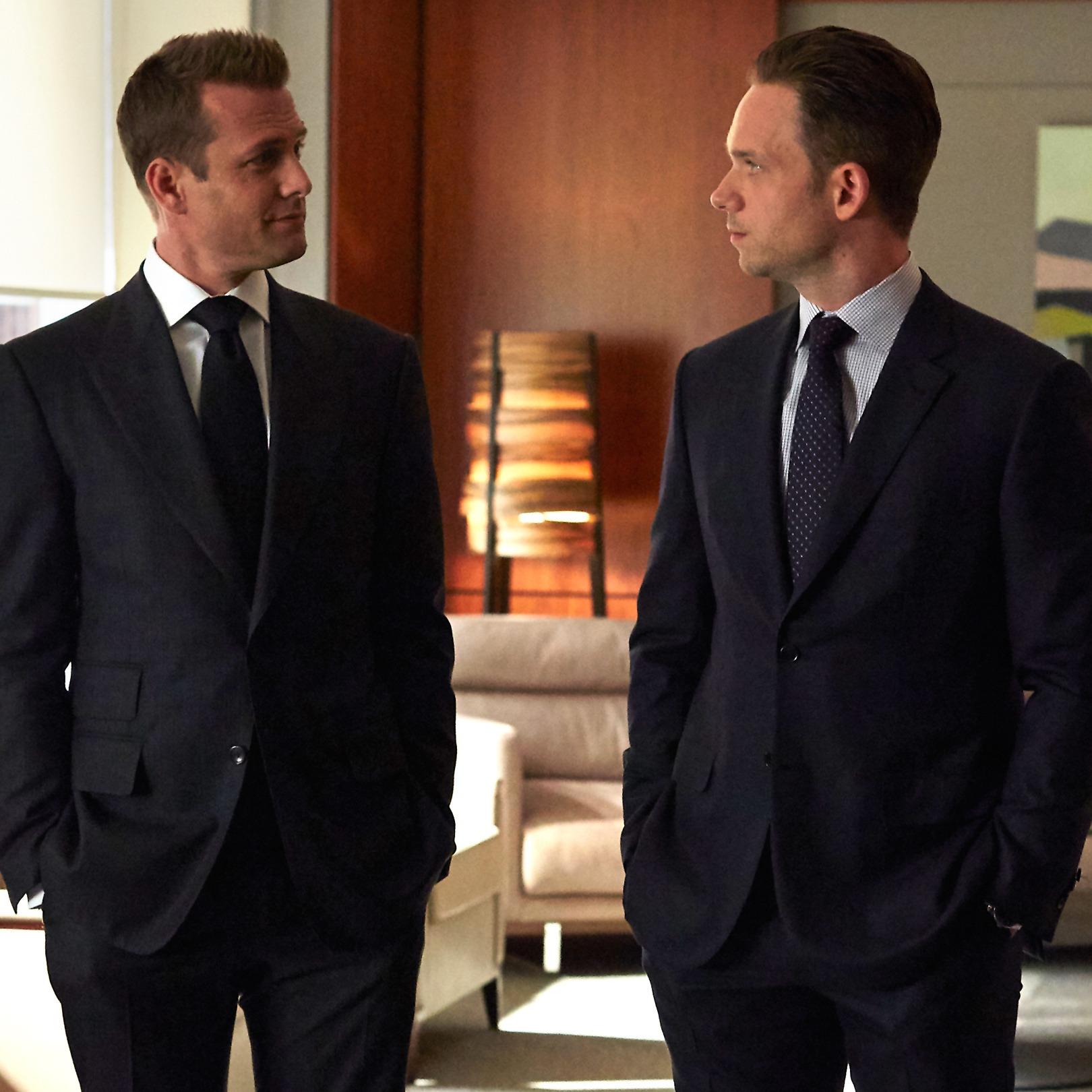 Sen de herkes gibisin Harvey!