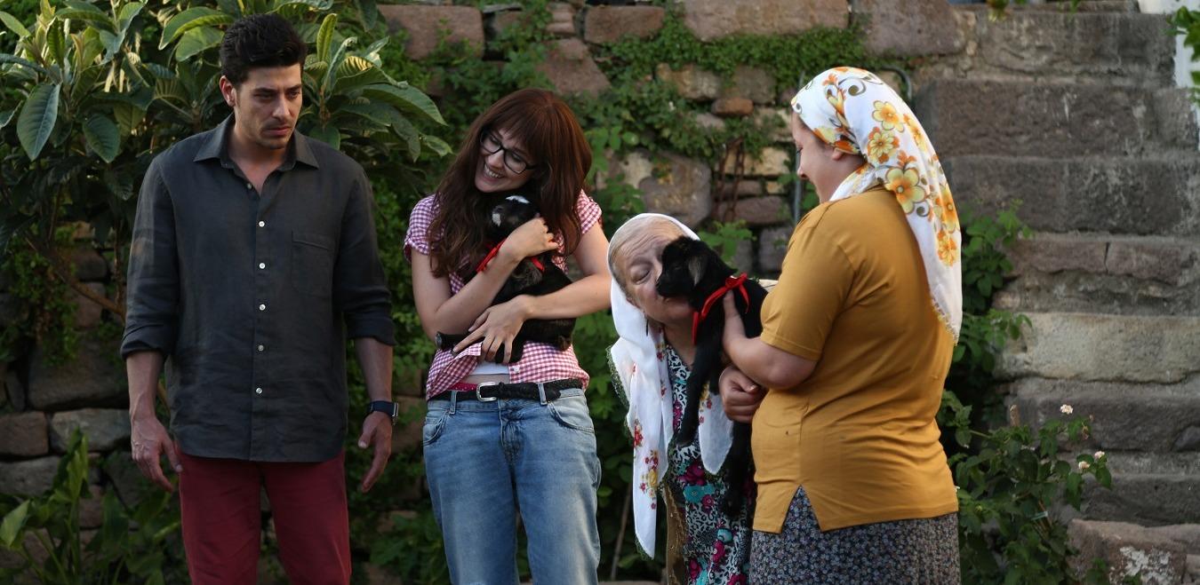 Kalbim Ege'de Kaldı: İki İnatçı Keçi