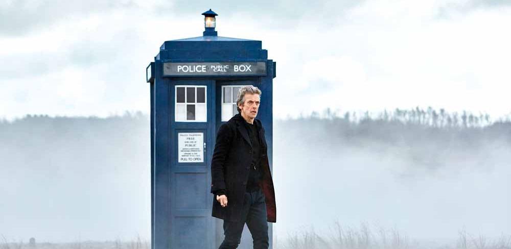 Dr. Who'nun Peter Capaldi'si Comic-Con'da