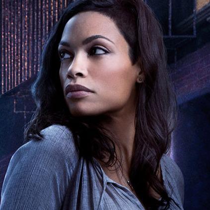 Rosario Dawson Marvel'ın Luke Cage dizisinde yer alacak.